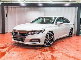 Used 2018 Honda Accord SPORT**AUTO**TOIT**CAM DE RECUL**ANDROID/APPLE CAR 90 JOURS SANS PAIEMENTS (DETAILS EN CONCESSION) for sale in Montreal, QC