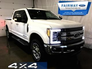 New 2019 Ford F-250 Super Duty Lariat for sale in Steinbach, MB
