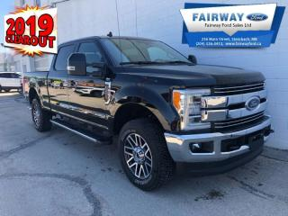 New 2019 Ford F-250 Super Duty Lariat  - Rear Camera for sale in Steinbach, MB