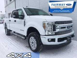New 2019 Ford F-250 Super Duty XLT  - SYNC 3 - Running Boards for sale in Steinbach, MB