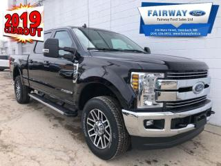 New 2019 Ford F-250 Super Duty Lariat  - Sunroof for sale in Steinbach, MB