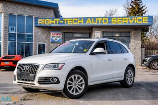 Used 2016 Audi Q5 2.0T Progressiv for sale in Mississauga, ON