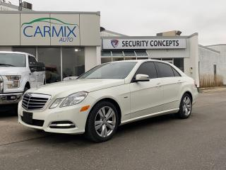 Used 2012 Mercedes-Benz E-Class for sale in London, ON