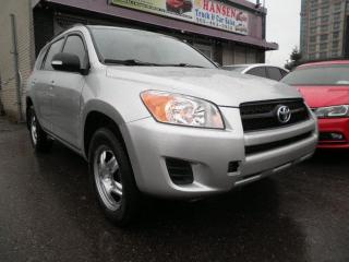 Used 2012 Toyota RAV4 BASE for sale in Brampton, ON
