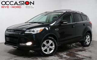 Used 2013 Ford Escape 4x4 Titanium Cuir-Toit-Navigation+++ for sale in Boisbriand, QC