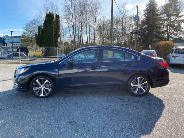 2018 Subaru Legacy