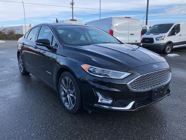 2019 Ford Fusion Hybrid Titanium 2.0L plus Electric