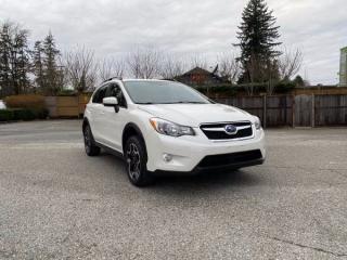 Used 2015 Subaru XV Crosstrek 2.0i w/Touring Pkg for sale in Surrey, BC