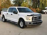 Photo of White 2015 Ford F-150