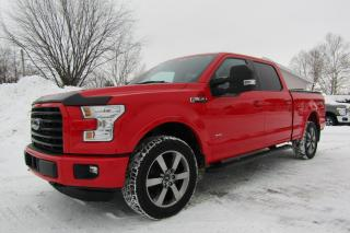 Used 2015 Ford F-150 Cab SuperCrew 4RM 157 po XLT for sale in Thetford Mines, QC