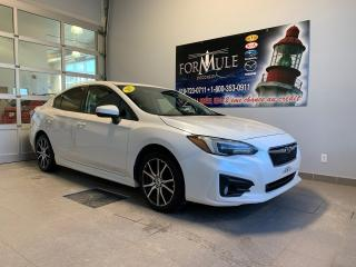 Used 2017 Subaru Impreza Touring for sale in Rimouski, QC