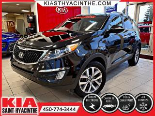 Used 2016 Kia Sportage EX ** CAMÉRA DE RECUL / MAGS for sale in St-Hyacinthe, QC