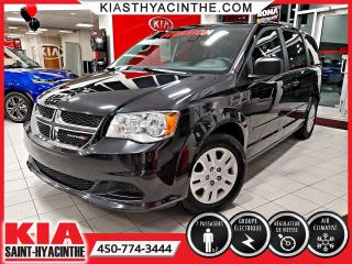 Used 2016 Dodge Grand Caravan SXT STOW N GO ** GR ÉLECTRIQUE + A/C for sale in St-Hyacinthe, QC