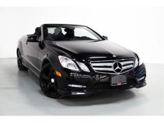Used 2012 Mercedes-Benz E-Class E350   CONVERTIBLE   HARMAN/KARDON   NAVIGATION for sale in Vaughan, ON