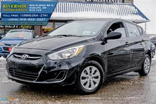 Used 2017 Hyundai Accent SE for sale in Guelph, ON