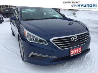 Used 2015 Hyundai Sonata for sale in Owen Sound, ON