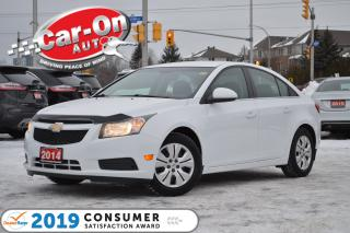 Used 2014 Chevrolet Cruze 1LT A/C CRUISE PWR GRP REMOTE START LOADED for sale in Ottawa, ON