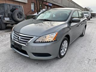 Used 2014 Nissan Sentra 4DR SDN for sale in North York, ON