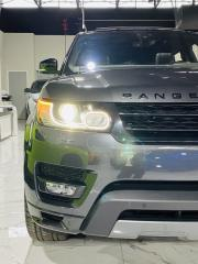 Used 2017 Land Rover Range Rover Sport SPORT HSE Dynamic|Panoramic|Hydrolic Suspention & more! for sale in Brampton, ON