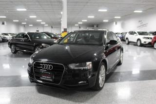 Used 2015 Audi A4 PROGRESSIV I S-LINE I NAVIGATION I REAR CAM I SUNROOF I BT for sale in Mississauga, ON