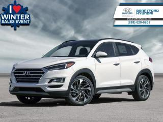 New 2020 Hyundai Tucson Ultimate  - Navigation -  Leather Seats - $231 B/W for sale in Brantford, ON