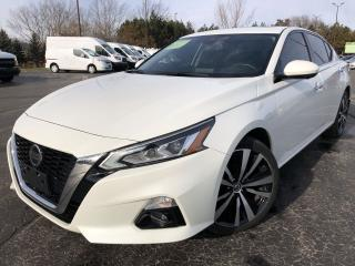 Used 2019 Nissan ALTIMA 2.5 PLATINUM AWD for sale in Cayuga, ON