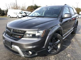 Used 2019 Dodge Journey Crossroad FWD for sale in Cayuga, ON