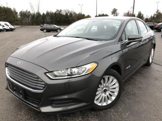 Used 2015 Ford FUSION HYBRID SE 2WD for sale in Cayuga, ON