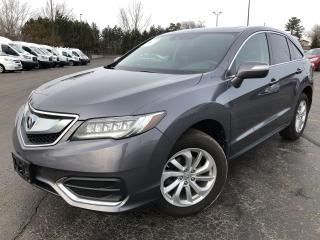 Used 2017 Acura RDX AWD for sale in Cayuga, ON