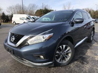 Used 2015 Nissan Murano SL AWD for sale in Cayuga, ON