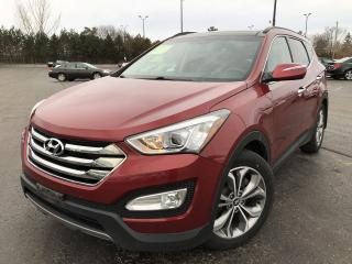 Used 2014 Hyundai Santa Fe Limited 2.0T AWD for sale in Cayuga, ON