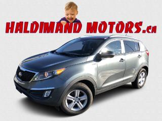 Used 2014 Kia Sportage LX AWD for sale in Cayuga, ON