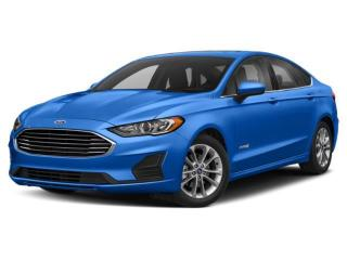 New 2020 Ford Fusion Hybrid Se for sale in Hamilton, ON