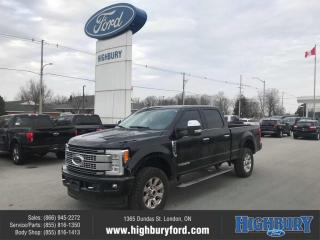 Used 2017 Ford F-250 Super Duty SRW Platinum for sale in London, ON