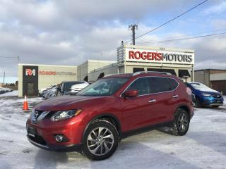 Used 2016 Nissan Rogue SL AWD - NAVI - PANO ROOF - LEATHER for sale in Oakville, ON