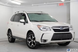 Used 2016 Subaru Forester 2.0XT Limited Tech Pkg *Eyesight* for sale in Brossard, QC