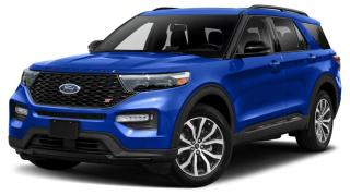 New 2020 Ford Explorer ST for sale in Calgary, AB