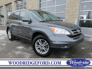Used 2010 Honda CR-V EX-L 285 B/W PLUS GST ***PRICE PRICE REDUCED*** 2.4L, 4WD, NAVIGATION, SUNROOF, LEATHER SEATS, NO ACCIDEN for sale in Calgary, AB