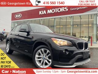 Used 2015 BMW X1 xDrive28i | ROOF | LEATHER|CLEAN CARFAX |HTD SEATS for sale in Georgetown, ON