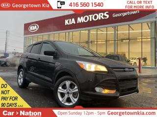 Used 2015 Ford Escape 4WD SE | BU CAM | CLEAN CARFAX | HTD SEATS for sale in Georgetown, ON