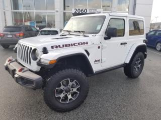Used 2018 Jeep Wrangler RUBICON for sale in Port Coquitlam, BC