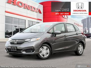 New 2020 Honda Fit DX for sale in Cambridge, ON