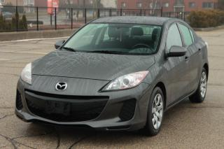 Used 2012 Mazda MAZDA3 GX CERTIFIED for sale in Waterloo, ON