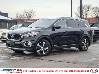 Used 2018 Kia Sorento BACKUPCAM, 1OWNER, NO ACCIDENTS, ANDROID AUTO & APPLE CAR PLAY for sale in Burlington, ON