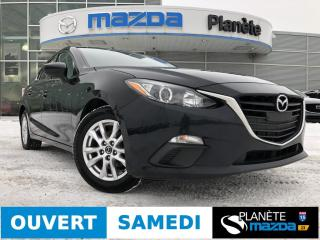 Used 2016 Mazda MAZDA3 GS AIR CRUISe NAVIGATION MAGS BLUETOOTH for sale in Mascouche, QC