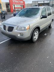 Used 2007 Pontiac Montana SV6 for sale in Scarborough, ON