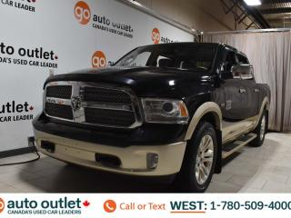 Used 2014 RAM 1500 Longhorn 5.7L V8 4wd Crew cab for sale in Edmonton, AB