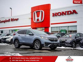 New 2020 Honda CR-V Sport AWD - Sunroof - Heated Seats - $263 B/W for sale in Campbell River, BC