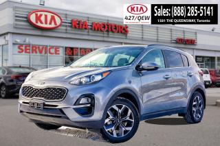 Used 2020 Kia Sportage EX Premium for sale in Etobicoke, ON