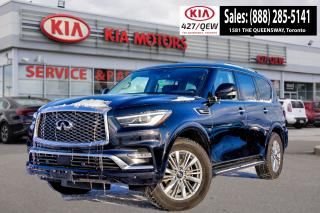 Used 2019 Infiniti QX80 LUXE for sale in Etobicoke, ON